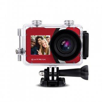Imagem - Câmera Xtrax Selfie 4K Vermelha 801021