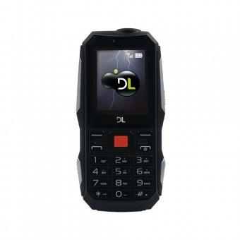 Imagem - Celular DL Dual Chip PW020 PowerPhone Preto