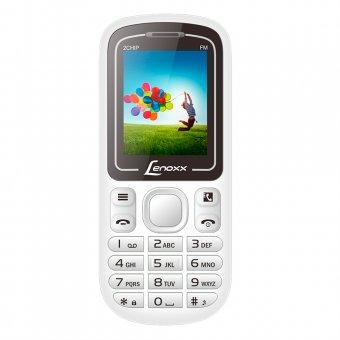 Imagem - Celular Dual Chip Lenoxx CX904 Branco e Lilás Bluetooth