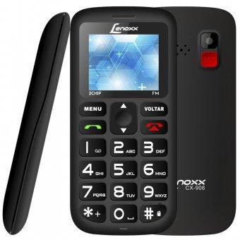 Imagem - Celular Dual Chip Lenoxx CX906 Bluetooth