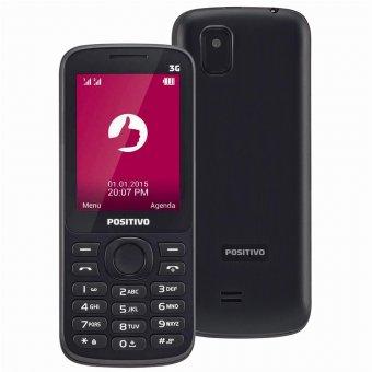 Imagem - Celular Positivo Preto P30R Single SIM