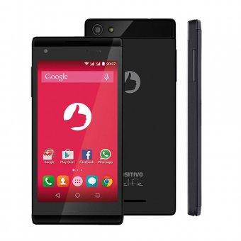 Imagem - Celular Smartphone Positivo Selfie S455 Preto