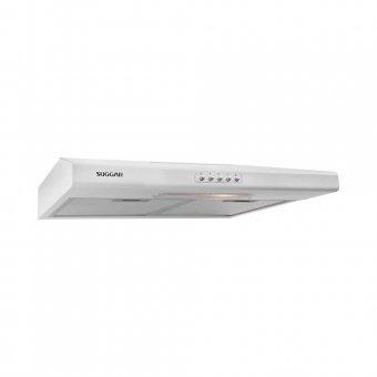 Imagem - Depurador de Ar Suggar Slim 60 cm Branco 3 Velocidades 105W