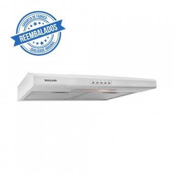 Imagem - Depurador de Ar Suggar Slim 60 cm Branco 3 Velocidades 105W DI61BR 110V Outlet