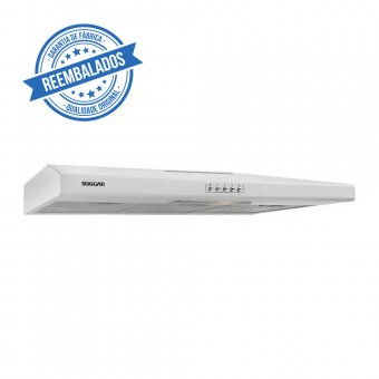 Imagem - Depurador de Ar Suggar Slim Branco 80 cm 3 Velocidades 105W DI81BR 127V Outlet