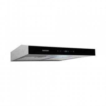 Imagem - Depurador de Ar Suggar Slim Touch 80 CM Inox DI81THIX 160W