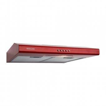 Imagem - Depurador de Ar Suggar Slim Vermelho 60 cm 3 Velocidades 105W