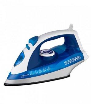 Imagem - Ferro a Vapor Antiaderente Azul Black Decker Spray X5700 1200W 220V Outlet