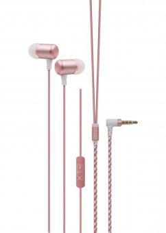 Imagem - Fone de Ouvido com Microfone Xtrax Rosé RSG 801127