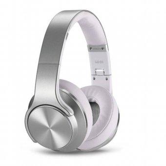 Imagem - Fone Xtrax Bluetooth Duo Prata 801022