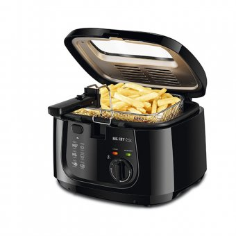 Imagem - Fritadeira Elétrica Mondial Big Fry 2,5L FT-07 1500W 127V