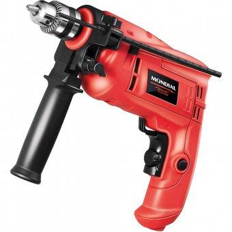 Imagem - Furadeira de Impacto Mondial NFFI-07 Power Tools 650W