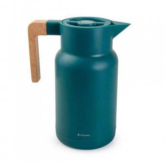 Imagem - Garrafa Térmica TermoPro Wood Fashion TP6563 Verde 1L