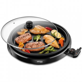 Imagem - Grill Multifuncional Lenoxx Gourmet PGR151 1250W
