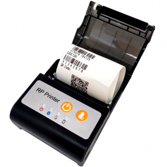 Imagem - Impressora Portátil RP Printer 58MM
