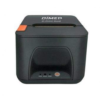 Imagem - Impressora Térmica Dimep D-Print Dual USB Ethernet