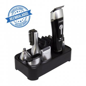 Imagem - Kit Barbeador RelaxMedic Multi Groom AM0249A Bivolt Outlet