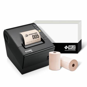 Imagem - Kit Impressora Elgin I9 USB + Bobina 80X40
