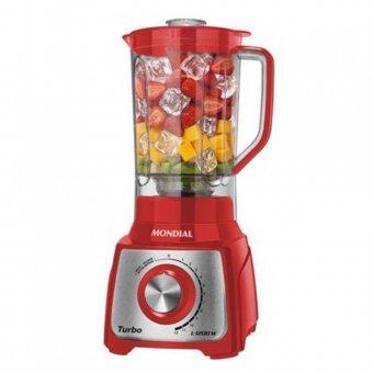 Imagem - Liquidificador Mondial Vermelho L-1200-RI 1200W 220V