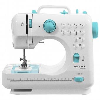 Imagem - Máquina de Costura Portátil Lenoxx PSM101 Multi Points 12 Pontos Bivolt