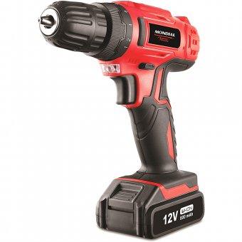 Imagem - Parafusadeira e Furadeira Mondial Power Tools FPF-06M Bivolt