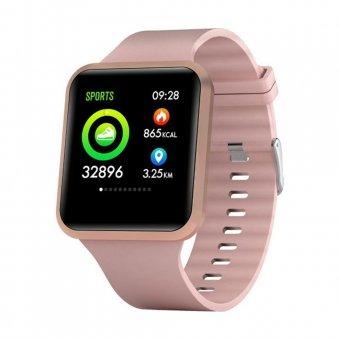 Imagem - Relógio Inteligente Xtrax Watch Rosé Bluetooth 806006