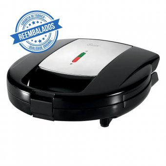 Imagem - Sanduicheira Waffle Oster Chrome 3892-017 700W 127V Outlet