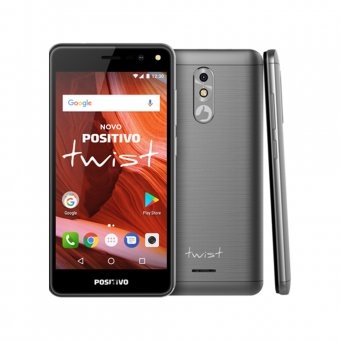 Imagem - Smartphone Positivo Twist S511 2018 Cinza 16GB