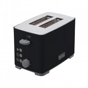 Imagem - Torradeira Elétrica Black Decker TO800-B2 800W 220V