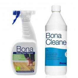 Imagem - BONA - KIT CLEANER CONCENTRADO 1LT + CLEANER SPRAY PRONTO USO 1LT