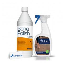 Imagem - KIT BONA POLISH GLOSS + BONA CLEANER SPRAY 650ML