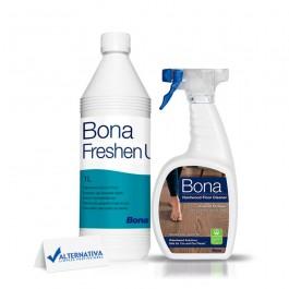 Imagem - KIT BONA FRESHEN UP + BONA CLEANER SPRAY 650ML
