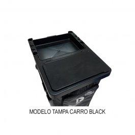 Imagem - Carrinho de Limpeza Multifuncional Black