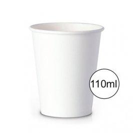 Imagem - Copo Papel 110ml c/50 unidades FNS Cup Branco