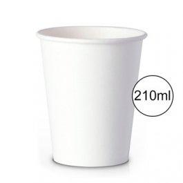 Imagem - Copo Papel 210ml c/50 unidades FNS Cup Preto