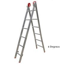 Imagem - Escada Aluminio Extensiva 2x06 Degraus 3,25m