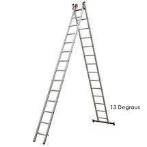 Imagem - Escada Aluminio Extensiva 2x13 Degraus 7,45m