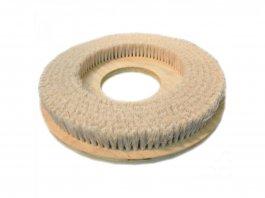 Imagem - Escova Enceradeira para Lavagem Carpete Bralimpia com Flange