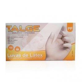 Imagem - Luva Descartavel Latex Para Procedimento Não Cirúrgico Talge