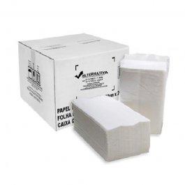 Imagem - Papel Toalha Interfolha 100% Celulose Alternativa c/2000 Folhas