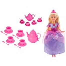 Imagem - Conjunto de Chá e Fada Princesa Sparkle Girlz Dtc cód: 014576