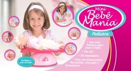 Imagem - Mini Bebê Mania Pediatra Romajensen cód: 014870