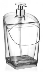 Imagem - Porta Detergente de Acrílico Transparente Uz cód: 015071