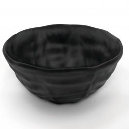 Imagem - Bowl Melamina Nihon Preto 15cm Mimo cód: 001609