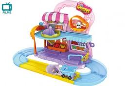 Imagem - Playset Hamster Figura Mercado Candide cód: 017232
