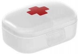 Imagem - Necessária Mini Farmácia Branco Coza cód: 018224