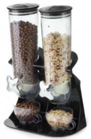 Imagem - Dispenser Duplo de Cereais Mimo cód: 019591