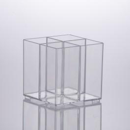 Imagem - Organizador Diamond Divisórias 10x10 cm Paramount cód: 020877