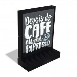 Imagem - Porta Cápsulas Nespresso Geguton cód: 002188