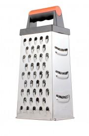 Imagem - Ralador Inox 4 Faces 24cm Bigsul cód: 022023